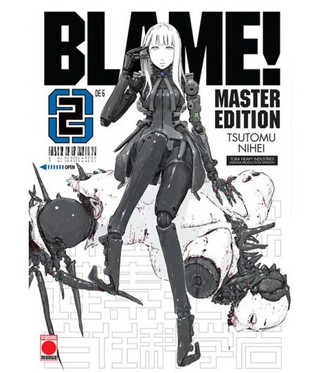 BLAME! Master Edition Nº 2 (de 6)