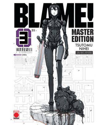 BLAME! Master Edition Nº 3...