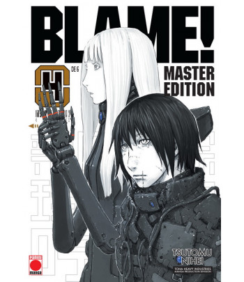 BLAME! Master Edition Nº 4...