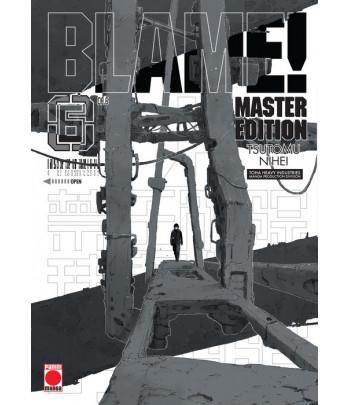 BLAME! Master Edition Nº 6...
