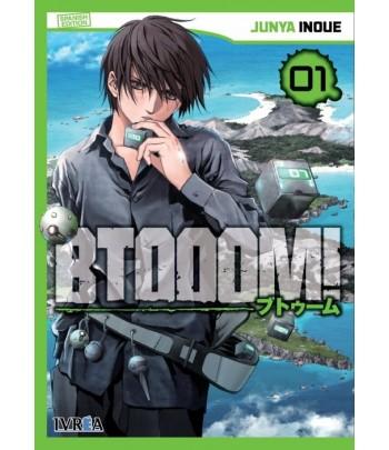 BTOOOM! Nº 01