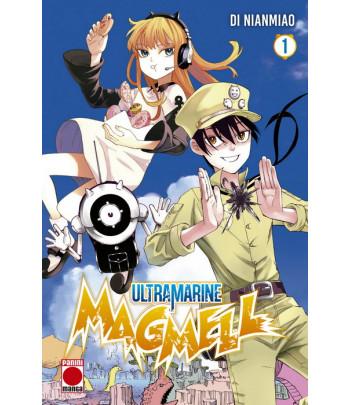 Ultramarine Magmell Nº 01