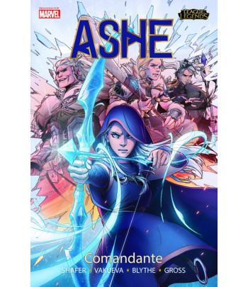 League of Legends: Ashe -...