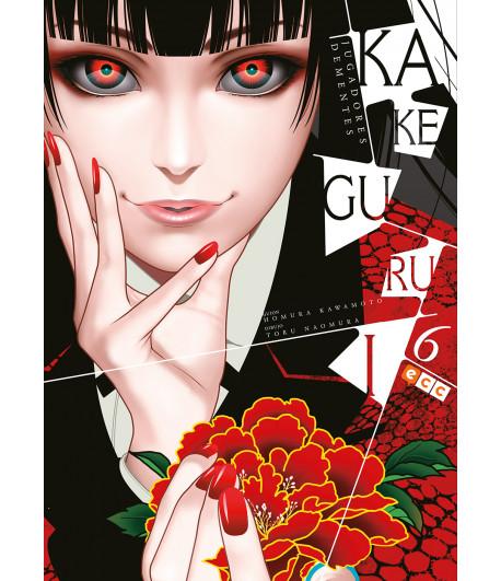 Kakegurui Nº 06