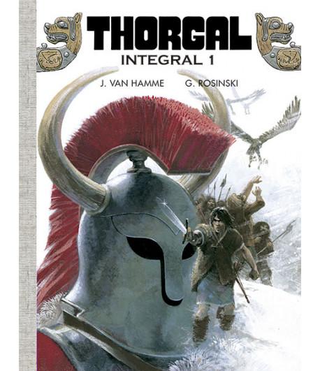 Thorgal Integral Nº 01