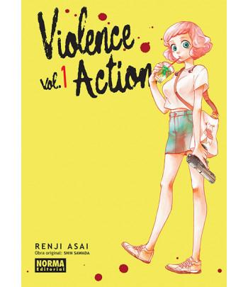 Violence Action Nº 01