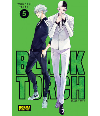 Black Torch Nº 5 (de 5)