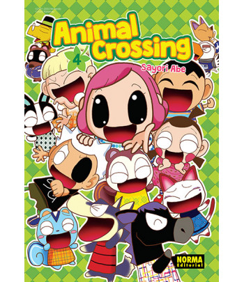 Animal Crossing Nº 04