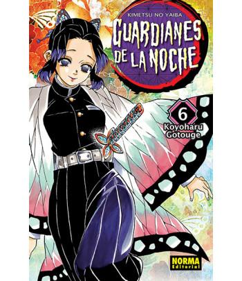 Guardianes de la noche Nº 06
