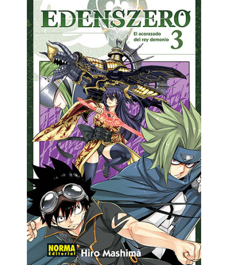 Edens Zero Nº 03