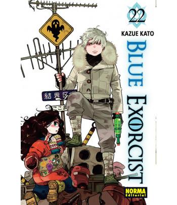 Blue Exorcist Nº 22