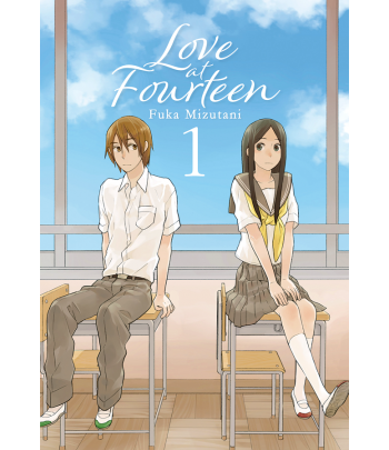 Love at Fourteen Nº 01