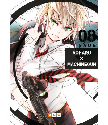 Aoharu x Machinegun Nº 08