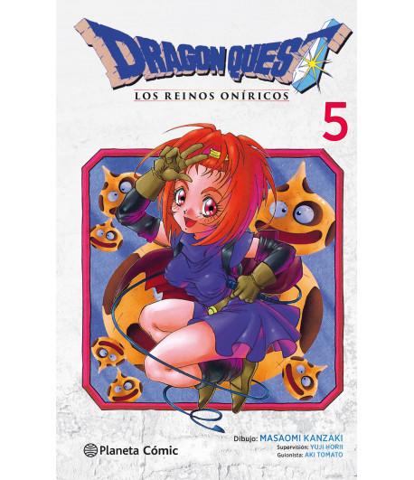 Dragon Quest VI: Los Reinos Oníricos Nº 5 (de 10)