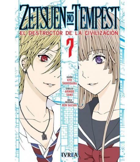 Zetsuen no Tempest Nº 07 (de 10)