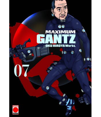 Maximum Gantz Nº 07 (de 18)