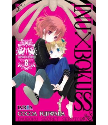 Inu X Boku SS Nº 08 (de 11)