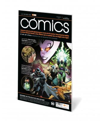 ECC Cómics Revista Nº 08
