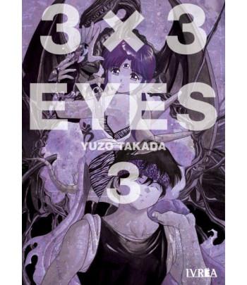 3x3 Eyes Nº 03 (de 24)