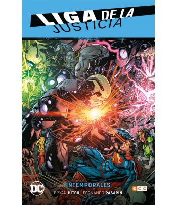 Liga de la Justicia Nº 03:...