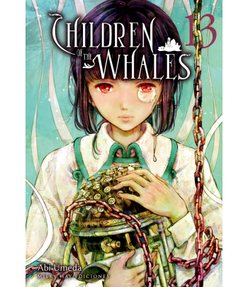 Children of the Whales Nº 13