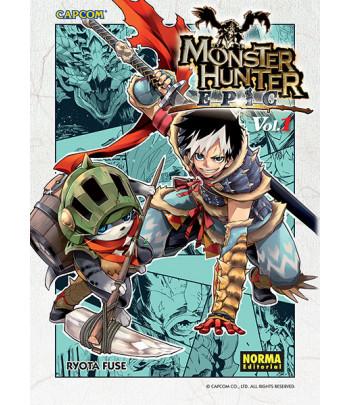 Monster Hunter Epic Nº 1...