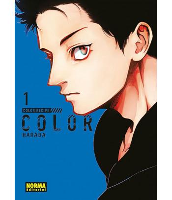 Color Recipe Nº 1 (de 2)