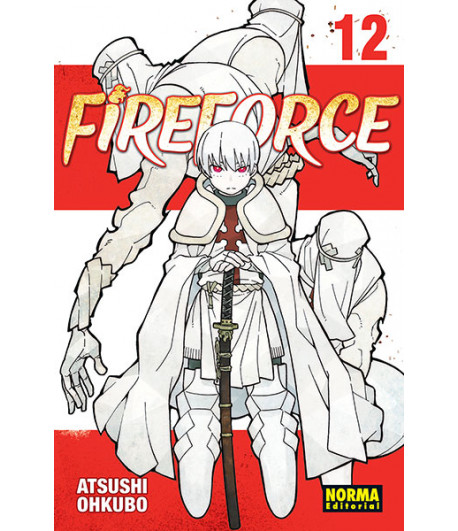 Fire Force Nº 12