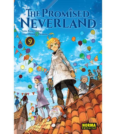 The Promised Neverland Nº 09 (de 20)