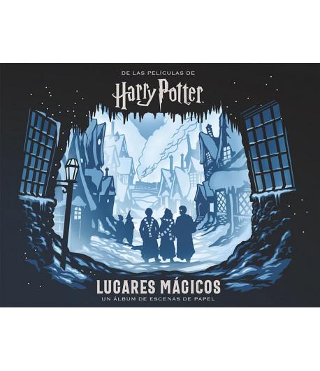 Harry Potter: Lugares mágicos (un álbum de escenas de papel)