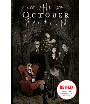 The October Faction Nº 01
