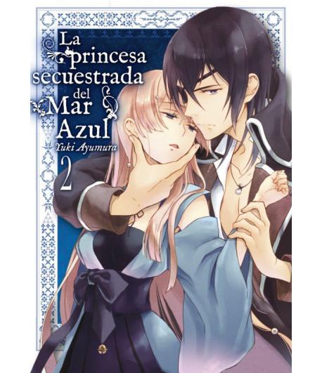 La princesa secuestrada del Mar Azul Nº 2 (de 2)