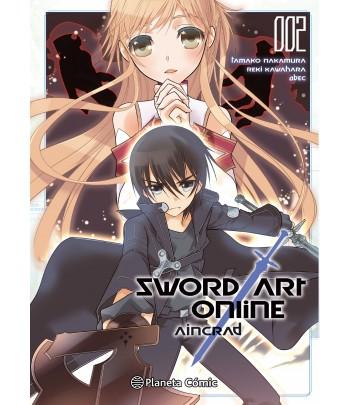 Sword Art Online Aincrad Nº...