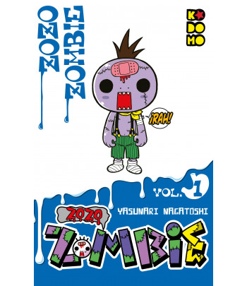 Zozo Zombie Nº 01 (de 11)