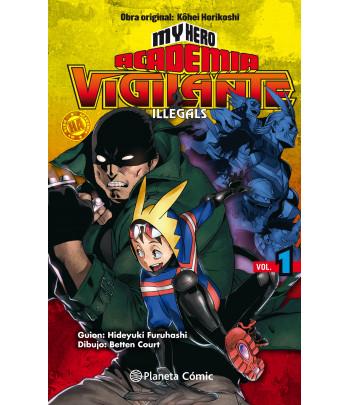 My Hero Academia Vigilante...