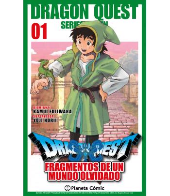Dragon Quest VII Nº 01 (de 14)