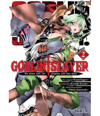 Goblin Slayer Nº 02
