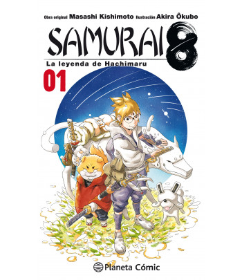 Samurai 8 Nº 01