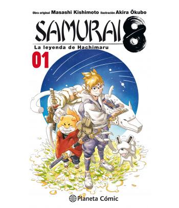 Samurai 8 Nº 1 (de 5)