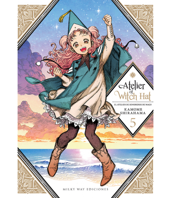Atelier of Witch Hat Nº 05
