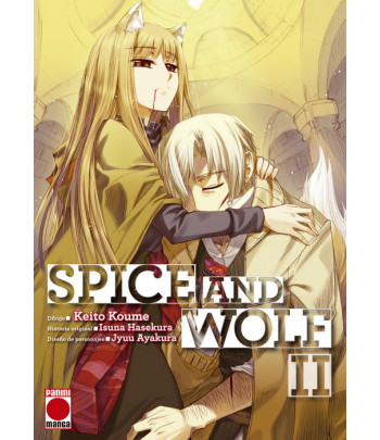 Spice and Wolf Nº 2 (de 8)