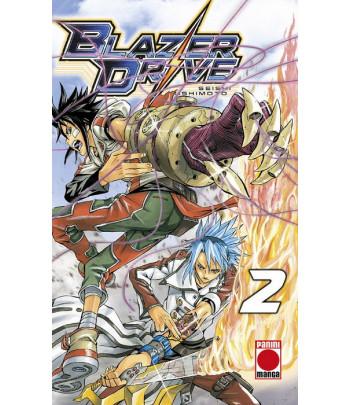 Blazer Drive Nº 2 (de 9)
