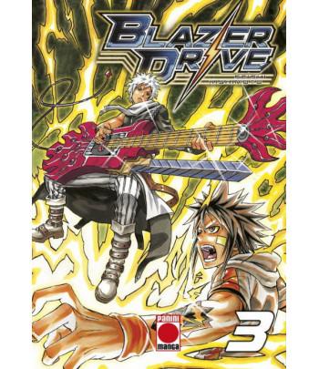 Blazer Drive Nº 3 (de 9)