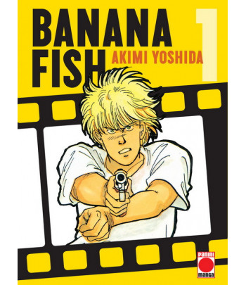 Banana Fish Nº 01 (de 10)