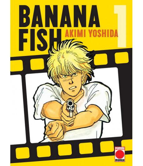 Banana Fish Nº 01 (de 10)
