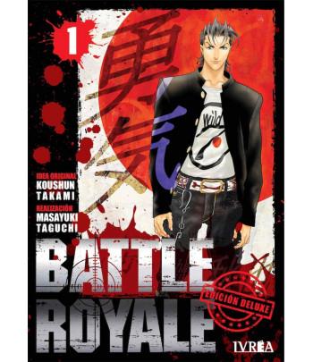 Battle Royale Nº 1 (de 8)