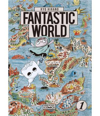 Fantastic World Nº 01