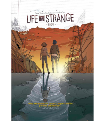 Life is Strange Nº 01: Polvo