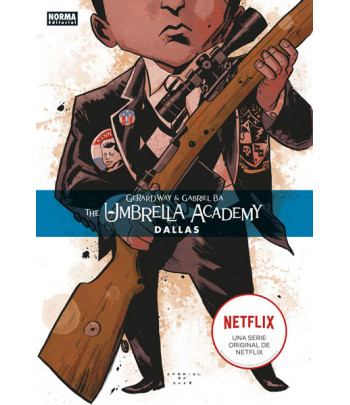The Umbrella Academy Nº 02:...