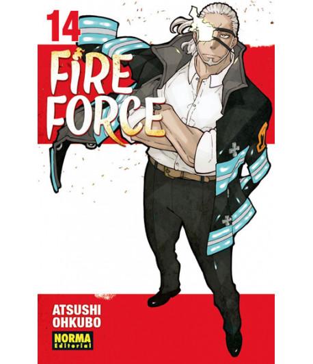 Fire Force Nº 14